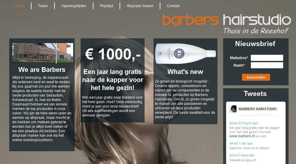 Barbers Hairstudio