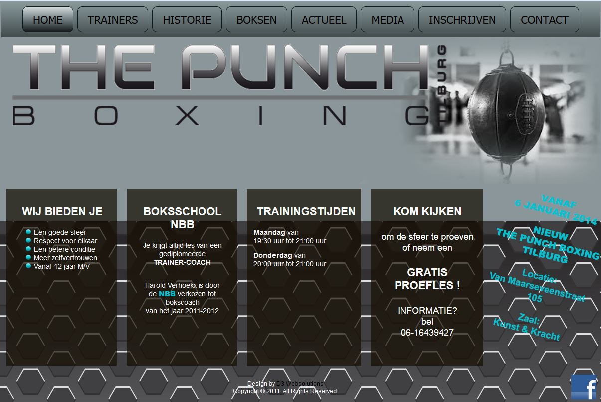 The Punch Boxing